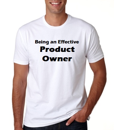 Being an Effective Product Owner