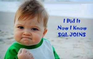 Learn SQL JOIN's