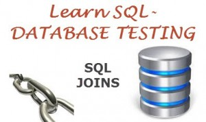 sql join queries - learn database testing