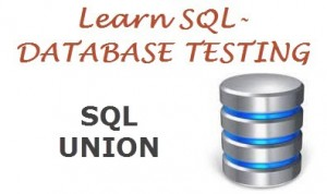 Learn SQL UNION Query