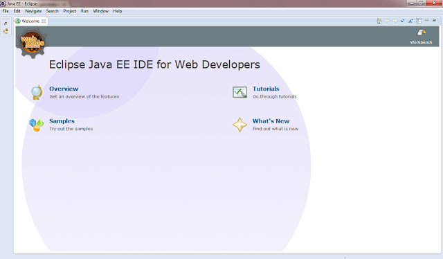 eclipse-welcome-window
