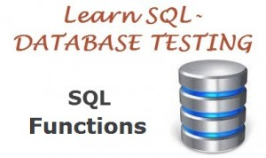 How to write function in sql