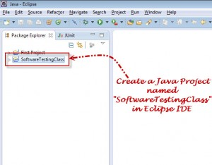 selenium webdriver create java project