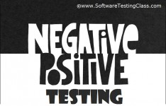 Positive and Negative Testing In Software Testing