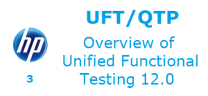 Overview of UFT/QTP Unified Functional Testing 12.0