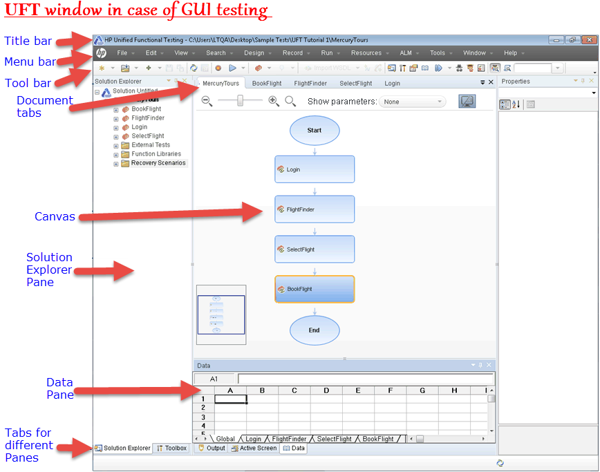 uftqtp overview uft gui testing - Gui Testing Resume