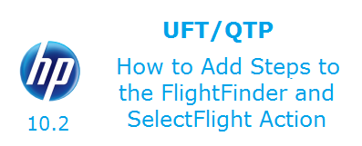 How to add Steps in UFT