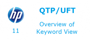 Overview of Keyword View - QTP/UFT