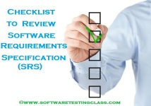 Review Guidelines for Software Requirements Specification (SRS) document