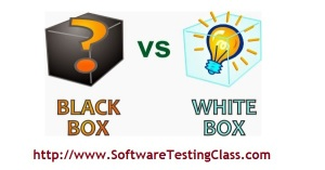 Difference between Black Box Testing and White Box Testing