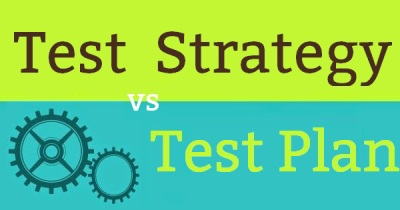 test strategy and test plan
