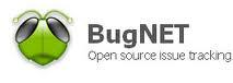 BugNET defect management tool
