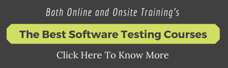 The Best Software Testing Training Courses
