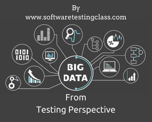 Big Data From Testing Perspective