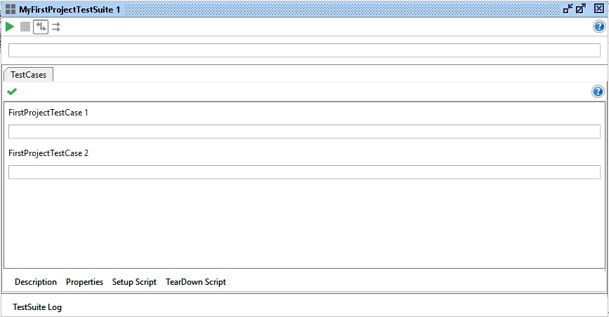 SoapUI Project screenshot10