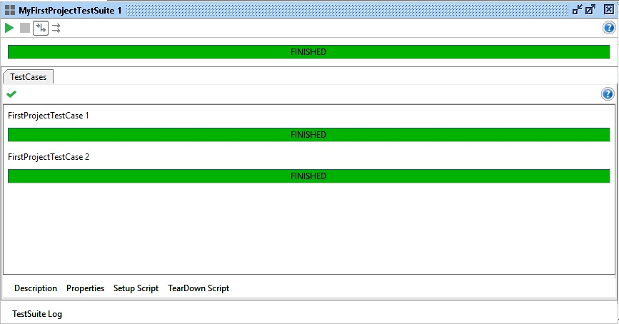 SoapUI Project screenshot11