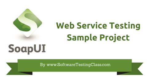 Web Service Testing Sample Project