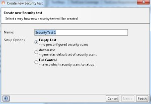 security test method