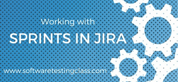 Sprints in JIRA