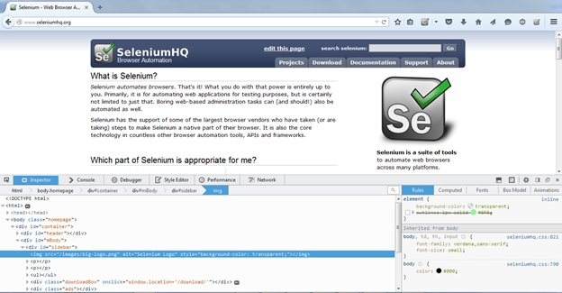 Locators in Selenium Capture11
