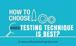 Which Testing Technique Is Best