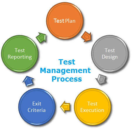 Test Management process