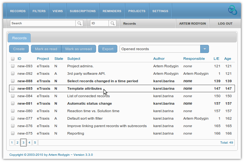 how to make a bug tracking system