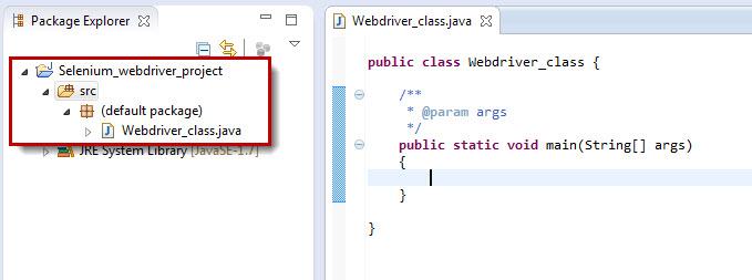 How to run your first Selenium WebDriver script - Selenium