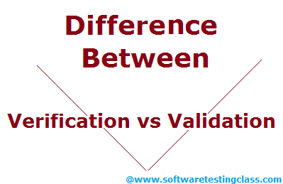 verification and validation Software verification and validation in software project management , software testing , and software engineering , verification and validation ( v&v ) is the process of checking that a software system meets specifications and that it fulfills its intended purpose.