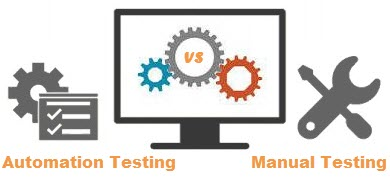 automation testing vs manual testing software testing class
