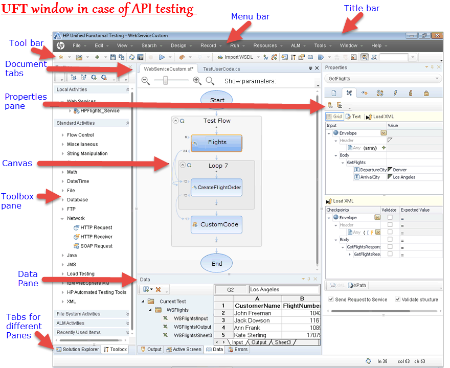 Uft Qtp Overview Uft Api Testing Software Testing Class