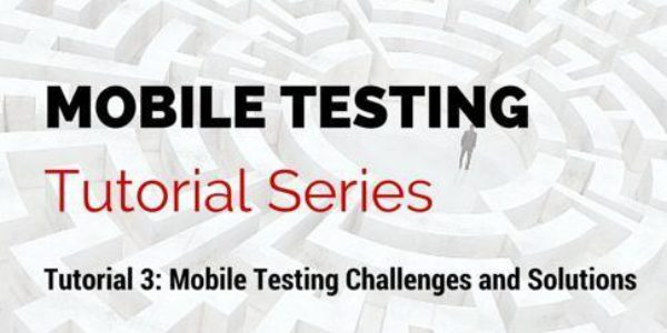 Android espresso tutorial for mobile app testing.
