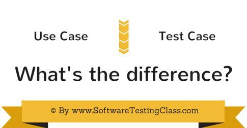Difference between use case and test case software testing class the best software testing training courses ccuart Gallery