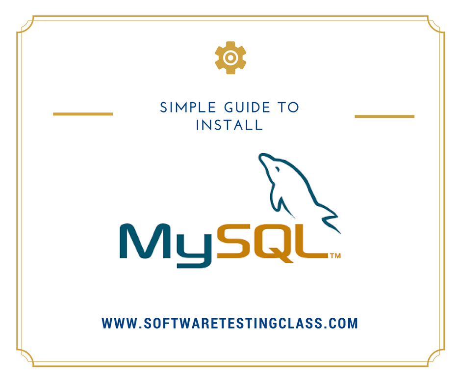 Simple Guide To Install Mysql Database And Workbench